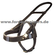 High Quality Assistance Dog Harness | Guide Harness Leather