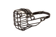 Rubbered Wire Dog Muzzle All-Weather