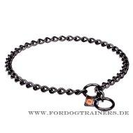 Fellschonendes Halsband für Gehorsamtraining