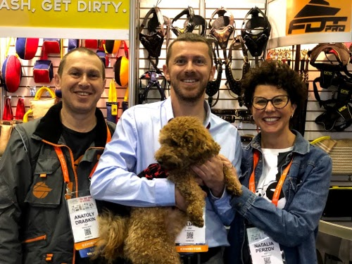 Global Pet Expo, Orlando, March 2019