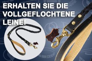 Halsband Weiss