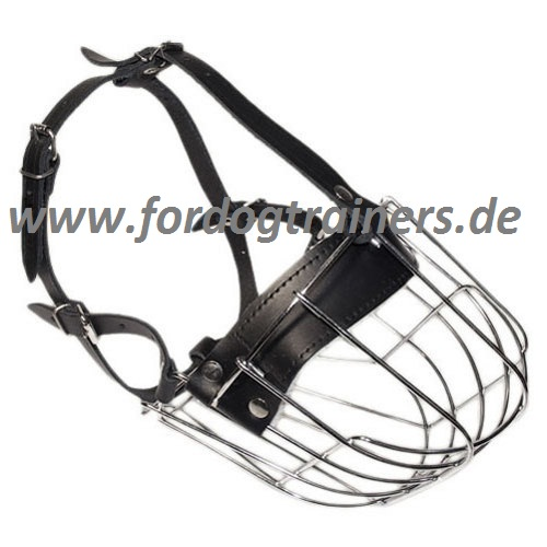 Wire cage muzzle for dogs buy