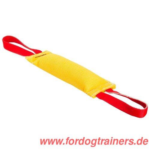 Beißsliepzeug für Schutzhnunde-Training mit 2 Schlaufen