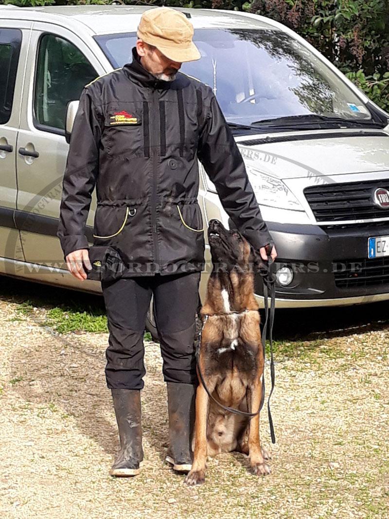 Die Hundetraining Jacke €107.0