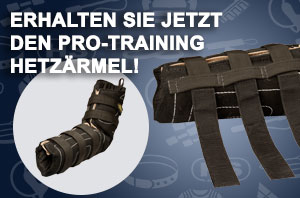 Hetzarm für professionelles Training