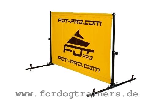 Hochqualitative Hürde - 1 Meter hoch, Fordogtrainers