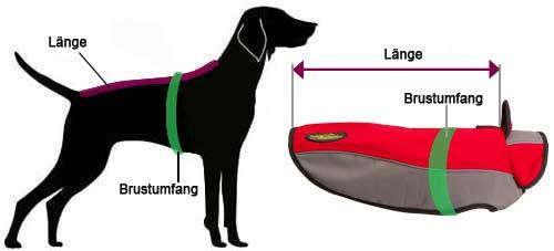 Russell Terrier Hundeumhang Vlies €55.1